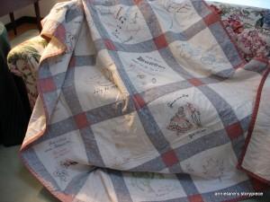Nana's quilt